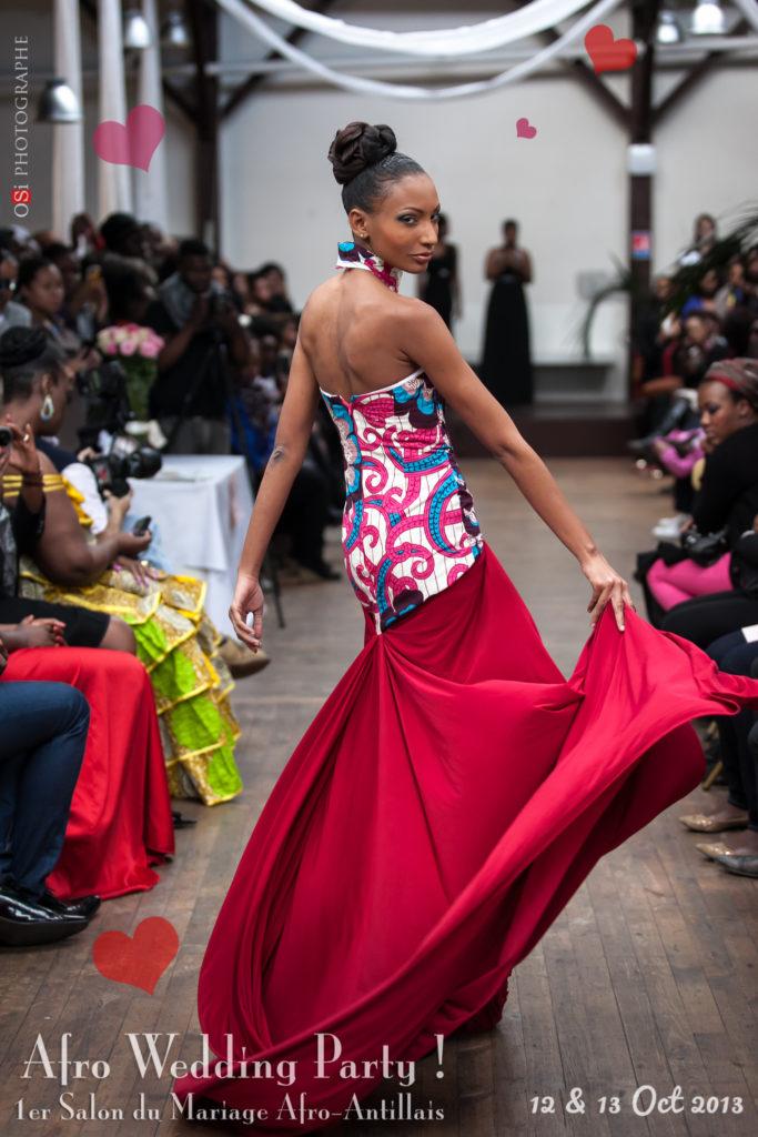 robe de mariage en pagne africain. Black Bedroom Furniture Sets. Home Design Ideas